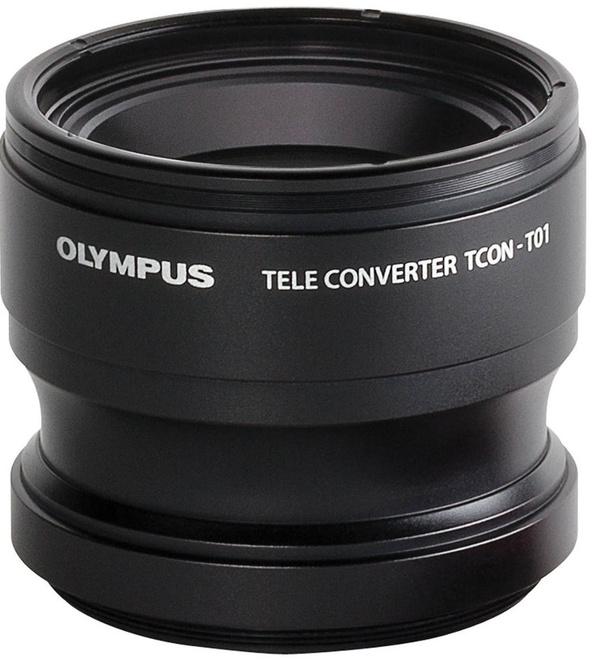 OLYMPUS conv tele tcon-t01 (tg-1/tg-3).