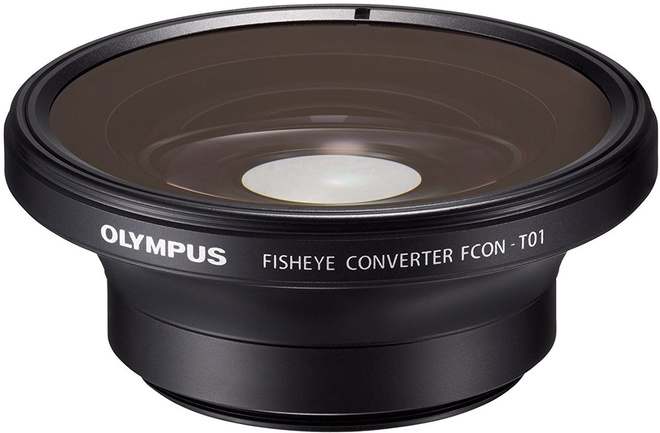 OLYMPUS fish eye fcon-t01 (tg-1/tg-3).