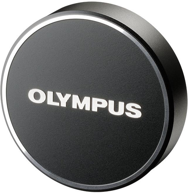 OLYMPUS BOUCHON OBJECTIF AVANT LC-48B NOIR