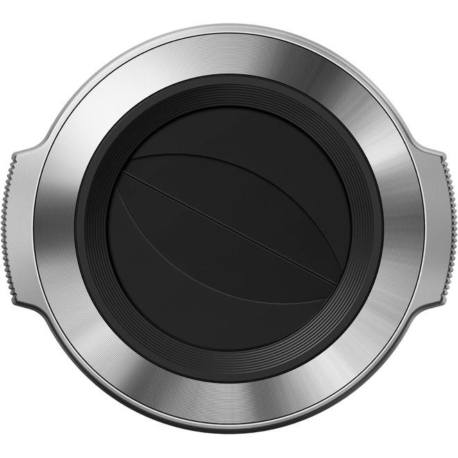OLYMPUS BOUCHON OBJECTIF AVANT LC-37 ARGENT
