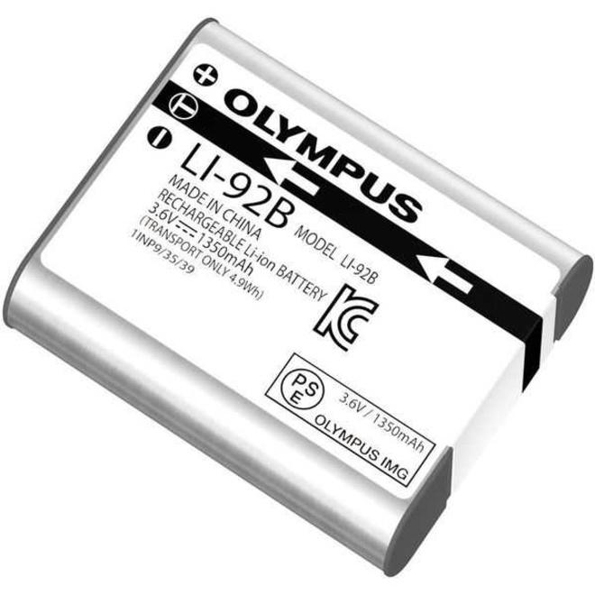 OLYMPUS BATTERIE LI-92B
