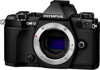 OLYMPUS OM-D E-M5 MARK II NOIR BOITIER NU