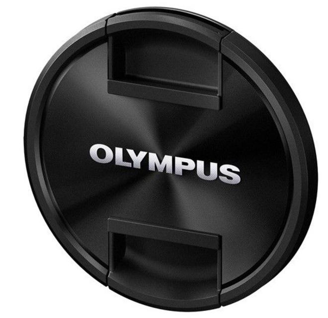 OLYMPUS BOUCHON OBJECTIF AVANT LC-77B