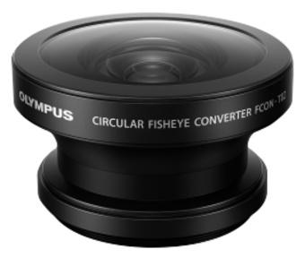 OLYMPUS convertisseur fisheye fcon t02