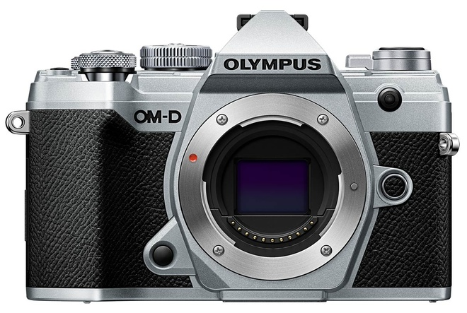 OLYMPUS OM-D E-M5 MARK III ARGENT BOITIER NU