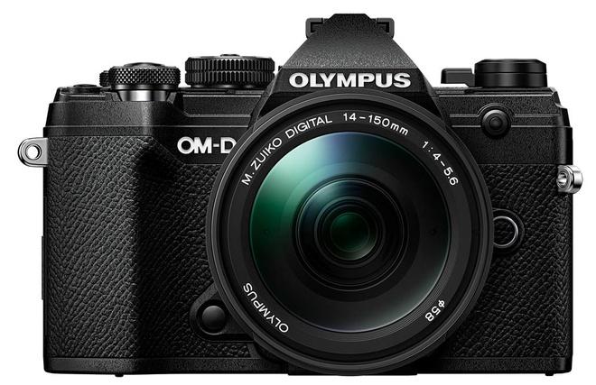 OLYMPUS OM-D E-M5 MARK III NOIR + 14-150