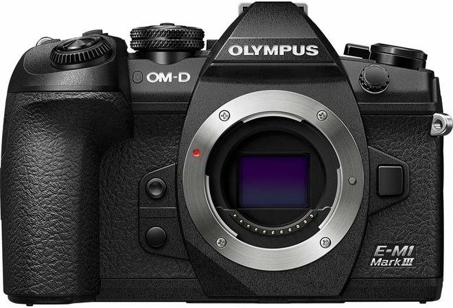 OLYMPUS OM-D E-M1 MARK III BOITIER NU