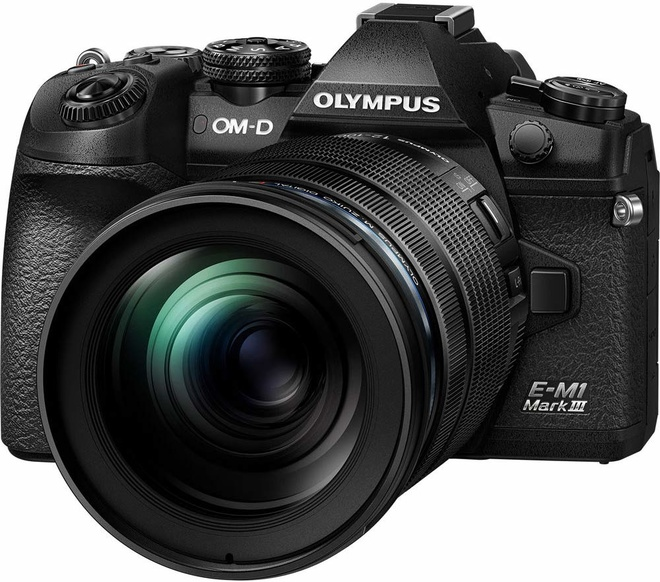 OLYMPUS OM-D E-M1 MARK III + 12-100