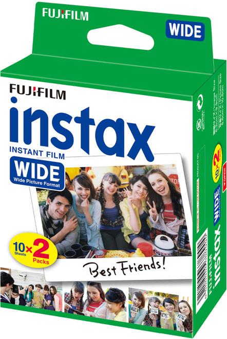 FUJI Film Instax Wide 10x2/PK