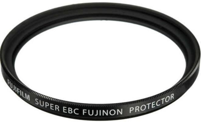 FUJI FILTRE PROTECTION 58MM NOIR.