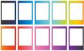 FUJI Film Instax Mini Monopack Rainbow