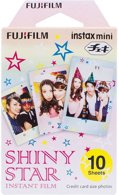 FUJI Film Instax Mini Monopack Shiny Star