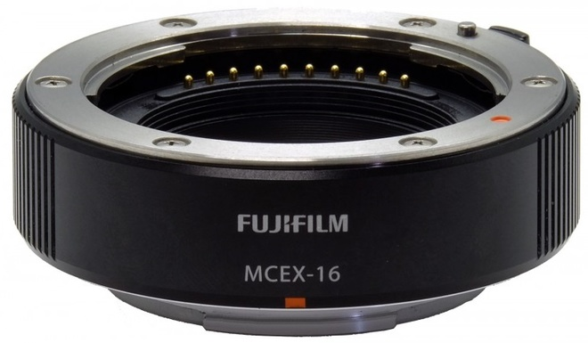 FUJI bague allonge 16mm mcex-16.