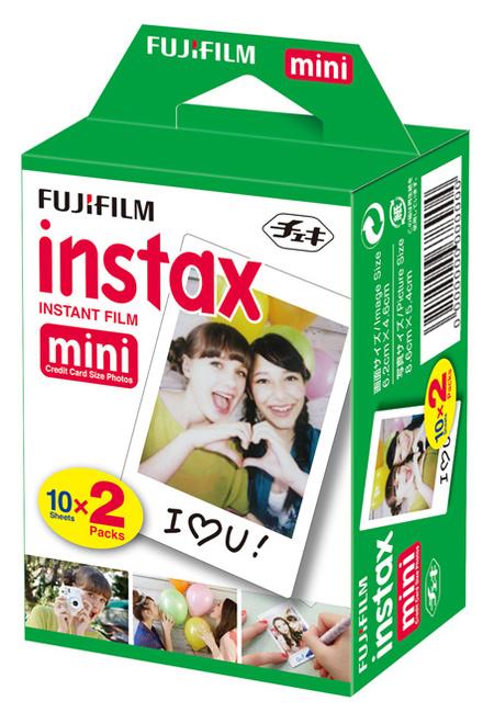 FUJI Film Instax Mini Bipack 10X2 PK