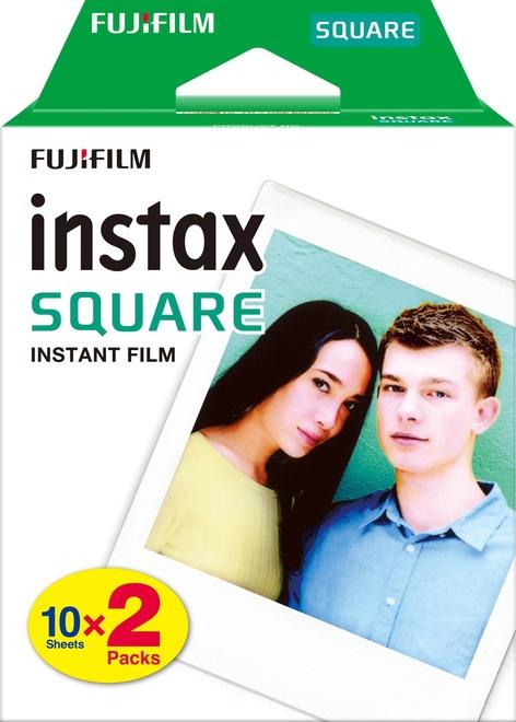 FUJI FILM INSTAX SQUARE WW (10X2 PK)