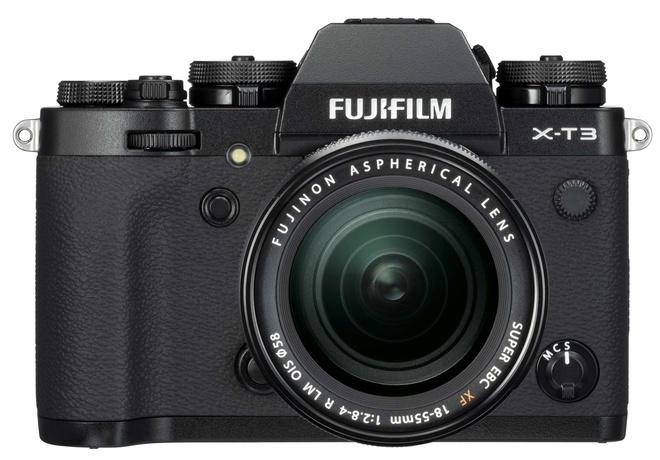 FUJI X-T3 NOIR + XF 18-55