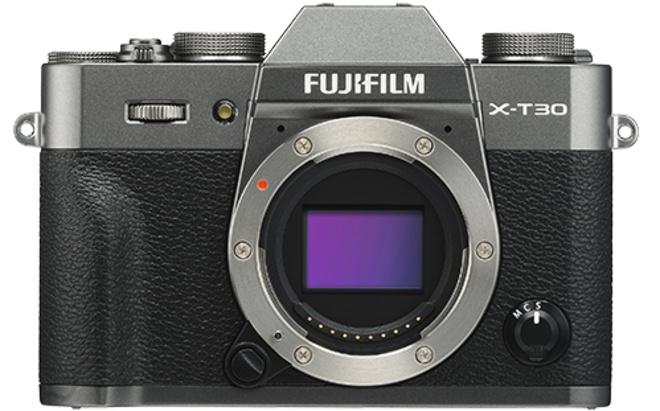 FUJI X-T30 ANTHRACITE BOITIER NU