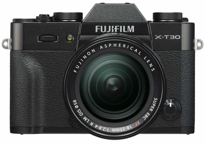 FUJI X-T30 NOIR + XF 18-55