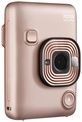 FUJI INSTAX MINI LIPLAY BLUSH GOLD