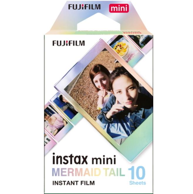 FUJI Film INSTAX mini Mermaid Tail (10v)