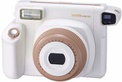 FUJI INSTAX WIDE 300 CAMERA TOFFEE EX D