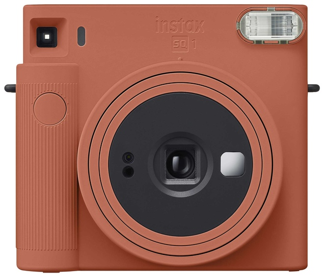 FUJI INSTAX SQUARE SQ1 TERRACOTTA ORANGE