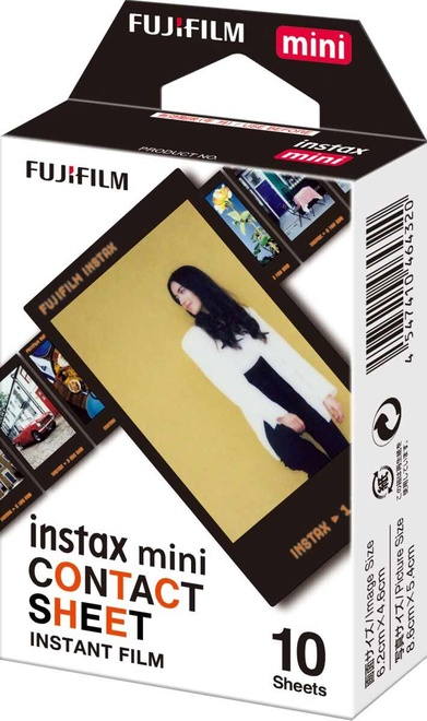FUJI FILM INSTAX MINI CONTACT 10 V