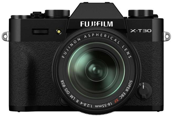 FUJI X-T30 II NOIR +  XF18-55