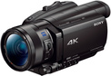 SONY CAMESCOPE FDR-AX700 4K HDR