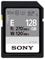 SONY CARTE SD UHS-II ENTRY SERIE CL10U3 128GO