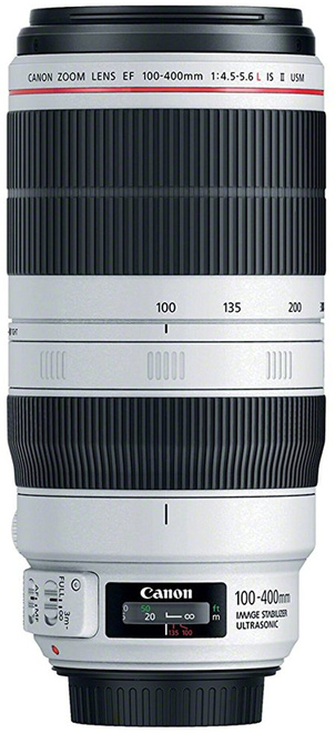 CANON EF 100-400/4.5-5.6 L IS II USM