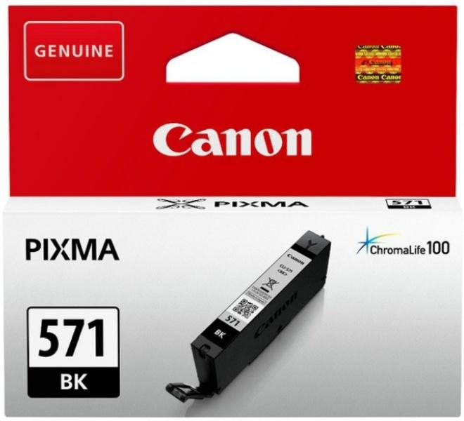 CANON cart noire 7 ml p/mg5750.