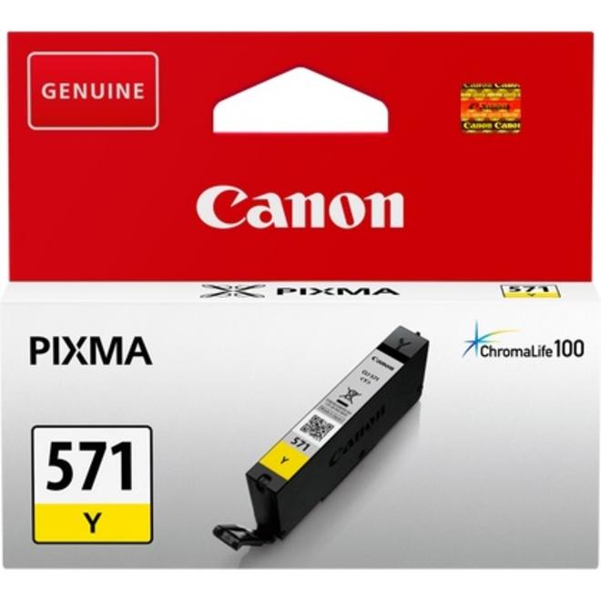CANON cart jaune p/mg5750.