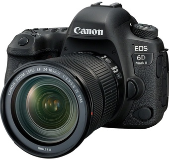 CANON EOS 6D MARK II+24-105 f/3.5-5.6 IS STM