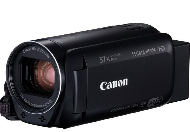 CANON CAMESCOPE LEGRIA HF R86 FULL HD