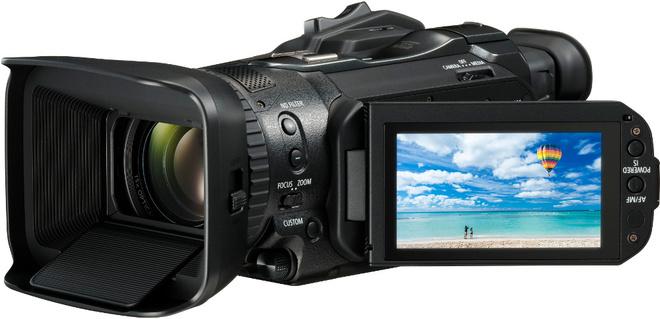 CANON CAMESCOPE LEGRIA GX10 4K FULL HD