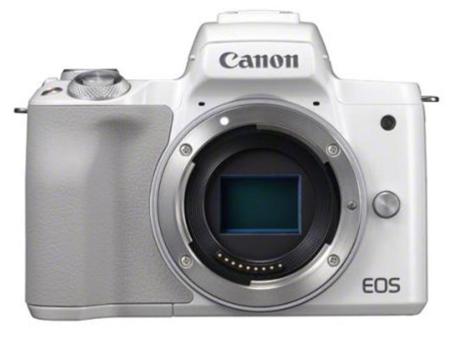 CANON EOS M50 BLANC BOITIER NU