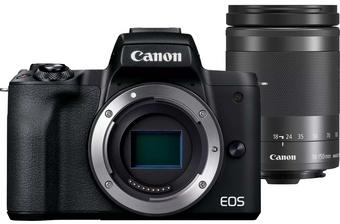 CANON EOS M 50 NOIR MARK II+18-150 IS STM