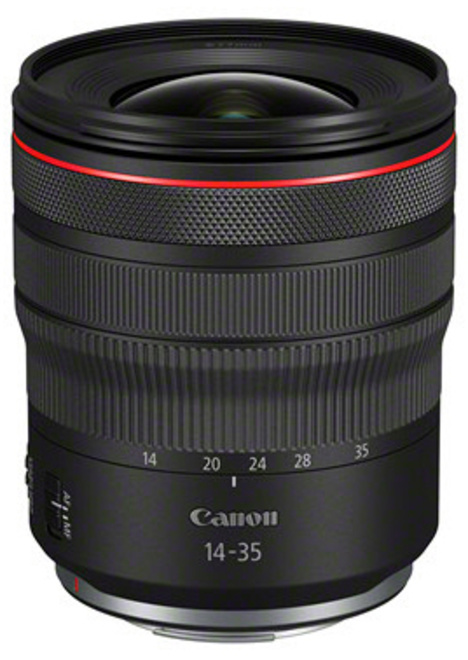 CANON RF 14-35/4 L IS USM