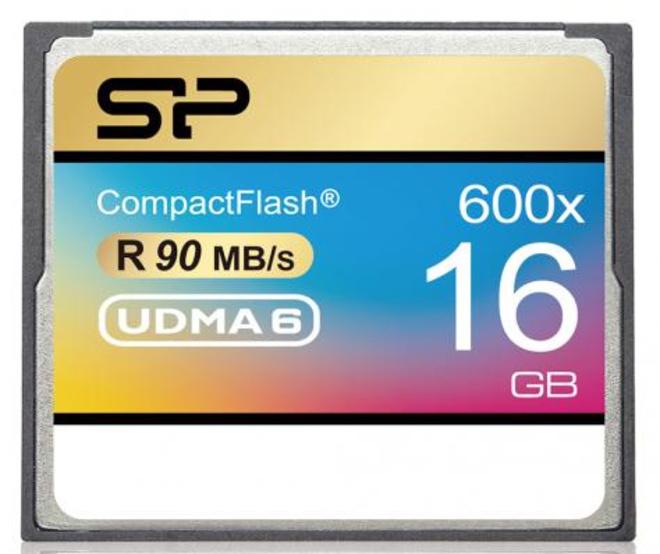 SILICON POWER CF 16GB 600x Silicon Power