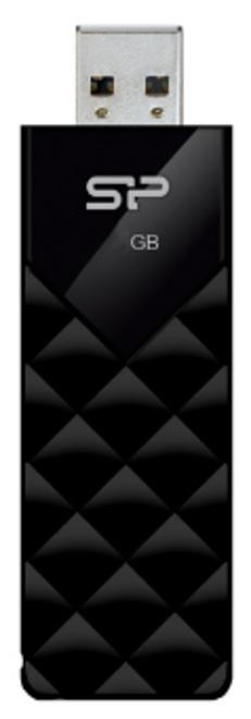 SILICON POWER Cle USB ULTIMA U03 4GB Noire