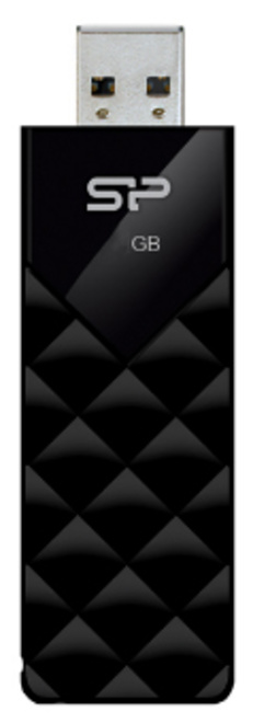 SILICON POWER Cle USB ULTIMA U03 16GB Noire