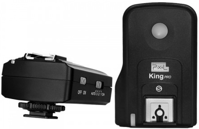 PIXEL king pro Kit emetteur/recept SONY.