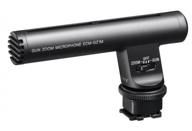 SONY micro gunzoom ecm-gz1m.