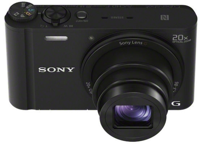 SONY DSC-W350 NOIR