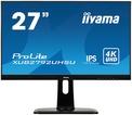 IIYAMA 27' IPS 3840x2160 DVI HDMI reglable haut