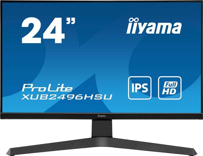 IIYAMA 23' IPS LED 1920x1080 reglable haut HDMI