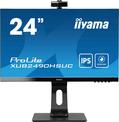 IIYAMA 23'8 IPS avec webcam integre+micro