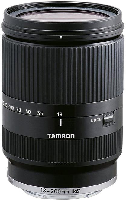 TAMRON 18-200/3.5-6.3 AF DI III VC SONY E NOIR