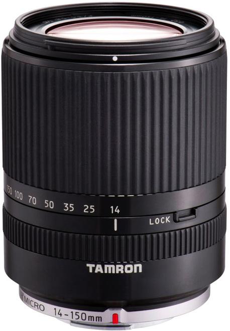 TAMRON 14-150/3.5-5.8 DI III MICRO 4/3 NOIR